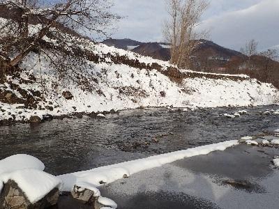 川の様子①